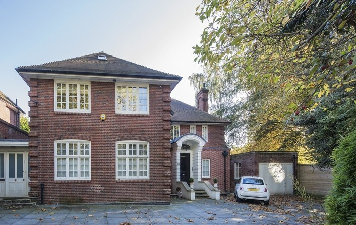 House for sale in Heath Drive, Hampstead