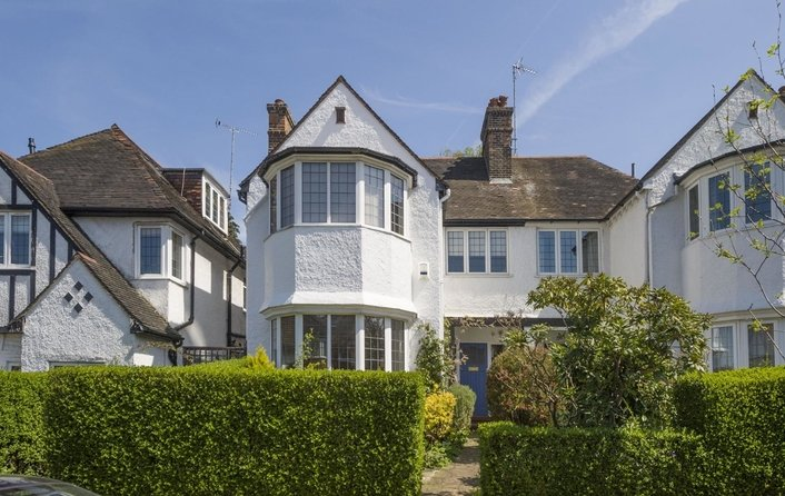 House for sale in Park Drive, Golders Hill Park