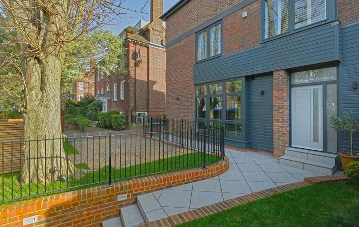 House for sale in Redington Gardens, Hampstead