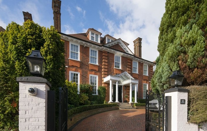 House for sale in Redington Road, Hampstead