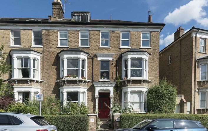 House for sale in South Hill Park Gardens, Hampstead