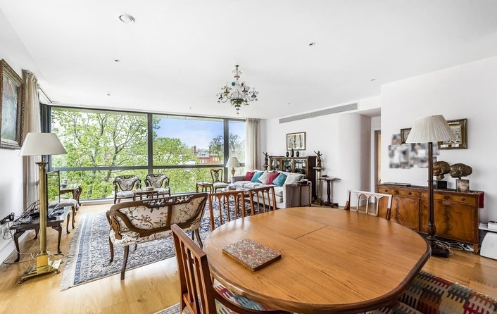 Flat for sale in Winchester Road, Swiss Cottage
