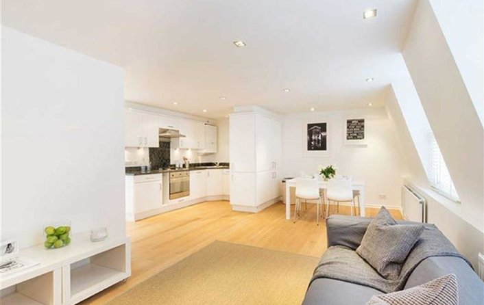 Property to rent in Bingham Place, London