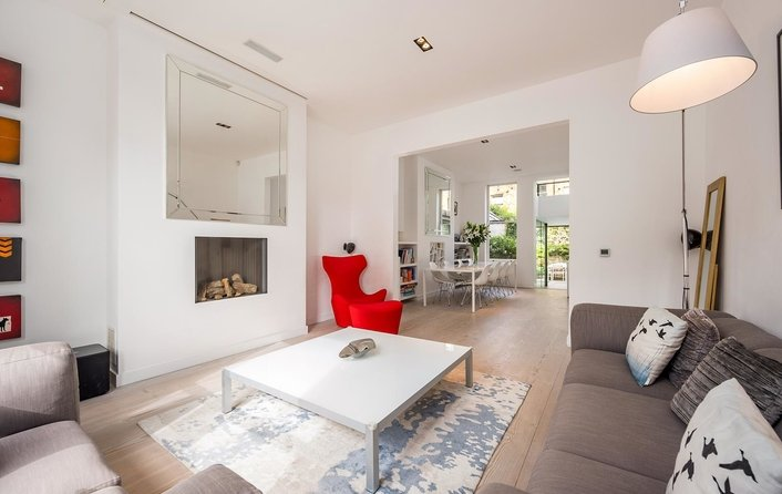 Flat to rent in Kemplay Road, Hampstead Village