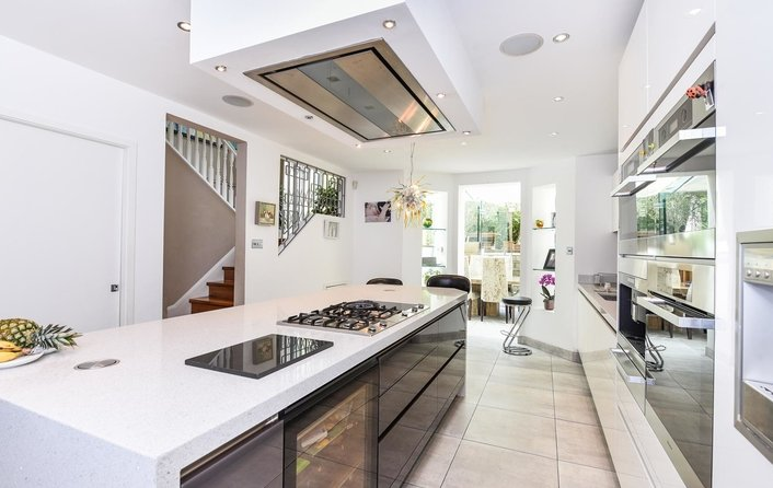 House to rent in King Henry's Road, Primrose Hill