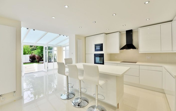 House to rent in Marlborough Hill, St Johns Wood