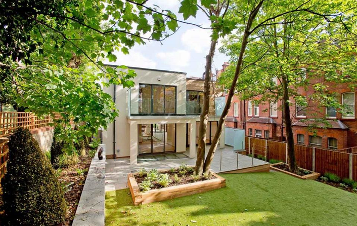 House to rent in Netherhall Gardens, Hampstead