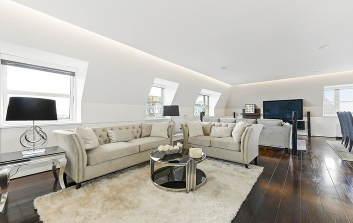 Flat to rent in St Johns Wood Park, St Johns Wood
