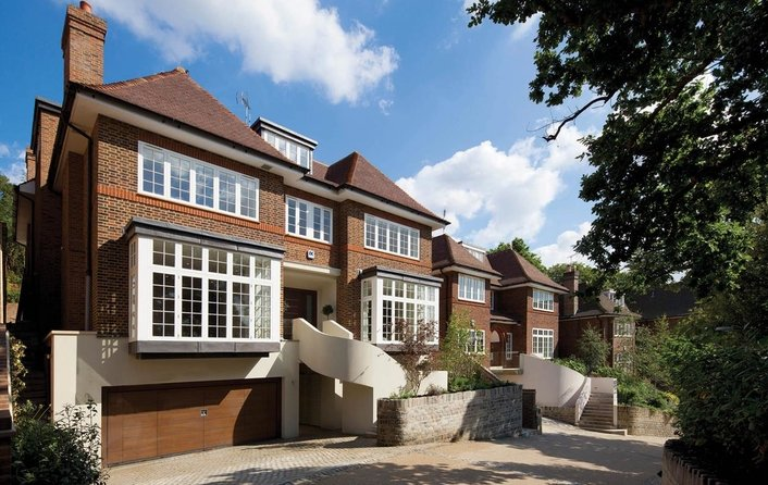 House to rent in Telegraph Hill, Hampstead