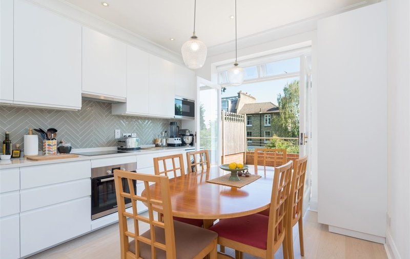 Flat for sale in Eldon Grove, Hampstead