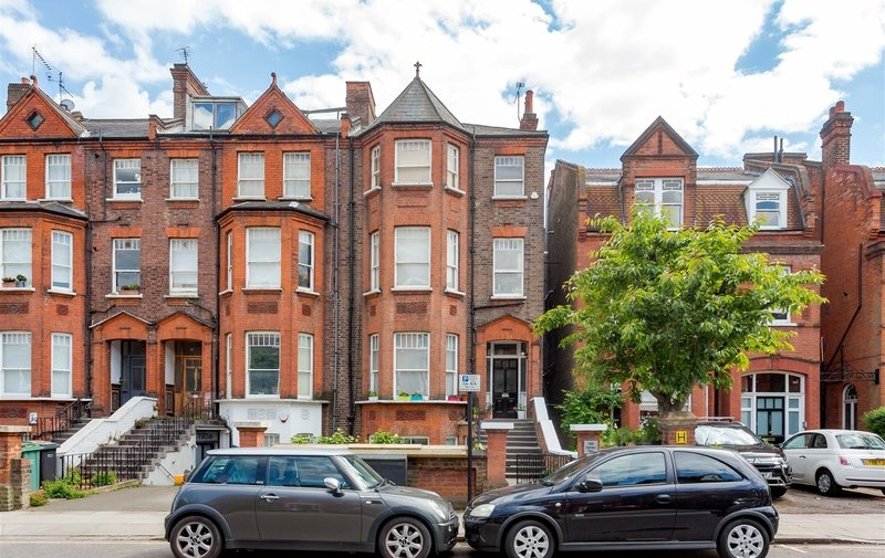 Flat for sale in Goldhurst Terrace, South Hampstead