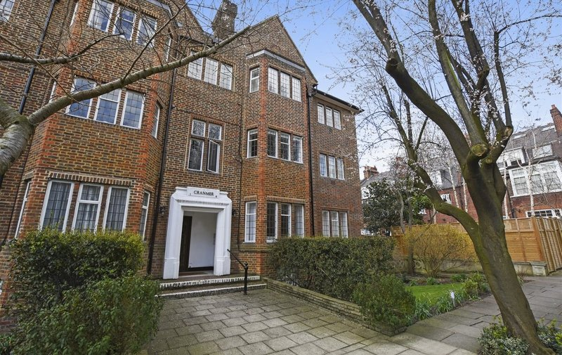 Flat for sale in Tudor Close, Belsize Park