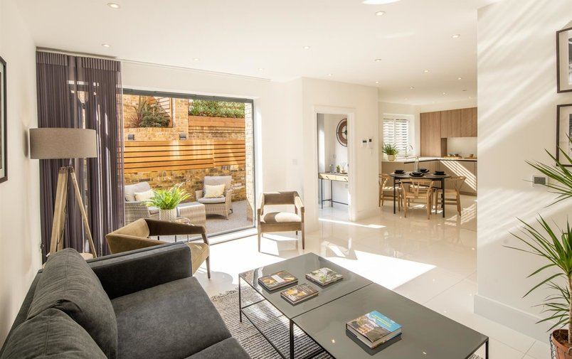 House for sale in Pattison Road, Hampstead