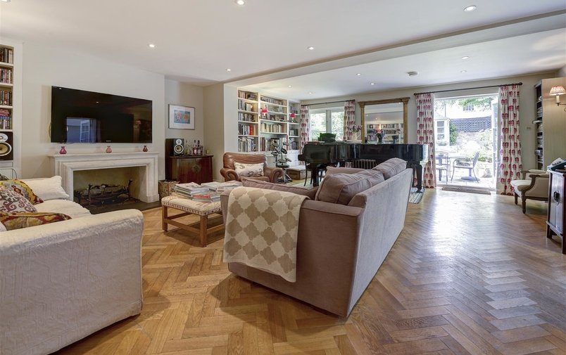 House for sale in Priory Terrace, West Hampstead