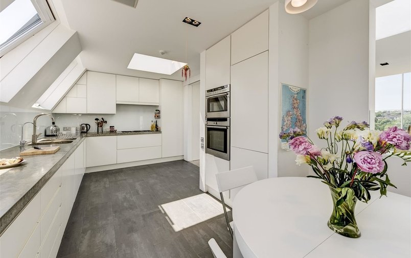 Flat for sale in South Hill Park, Hampstead Heath