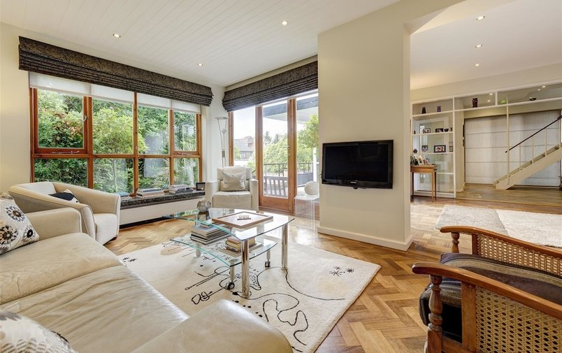 House for sale in West Heath Gardens, Hampstead