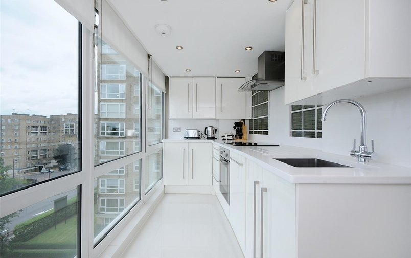 Flat to rent in Boydell Court, St. John's Wood